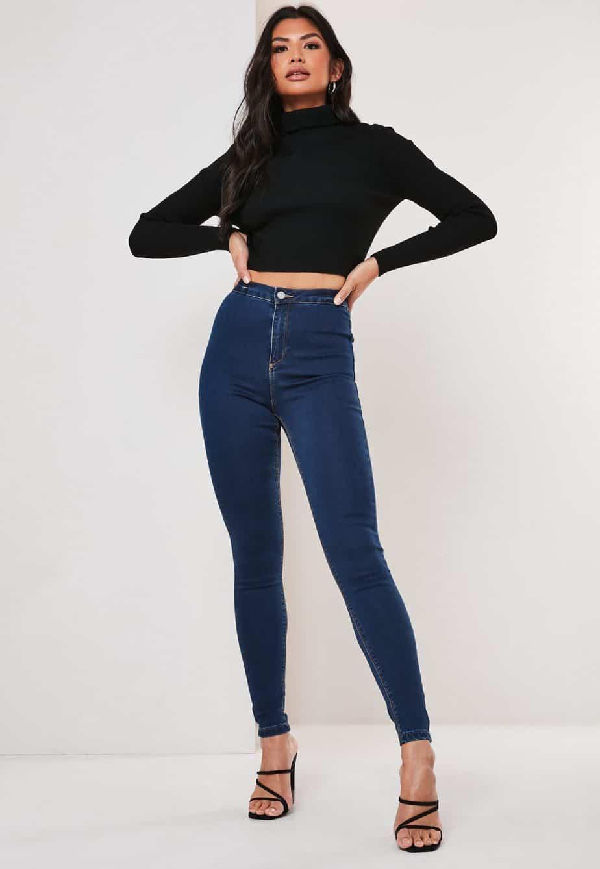 high waisted best women jeans 2021
