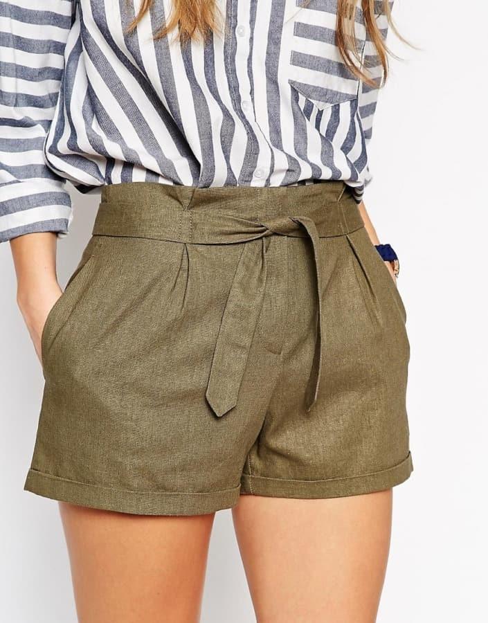 Top New 8 Trends in Women's Shorts 2021