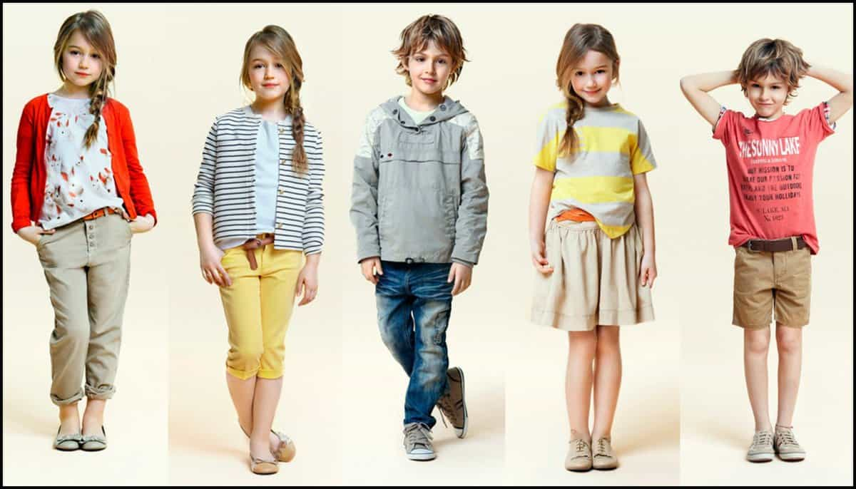 The Best Trends for Kids Clothes 2021