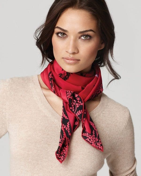 Top 8 Latest Trends of Scarves 2021