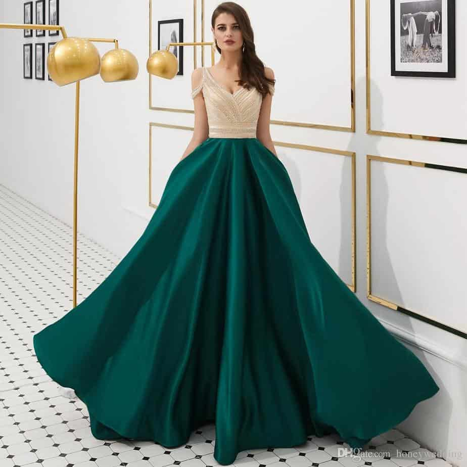 New Chick Evening Dresses 2021 Fashion Tendencies