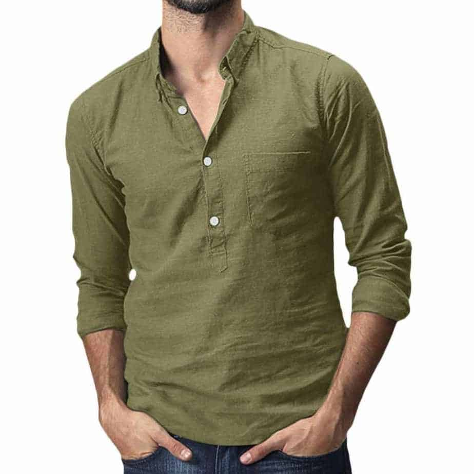 Top 6 Best Trends for Men's Shirts 2021