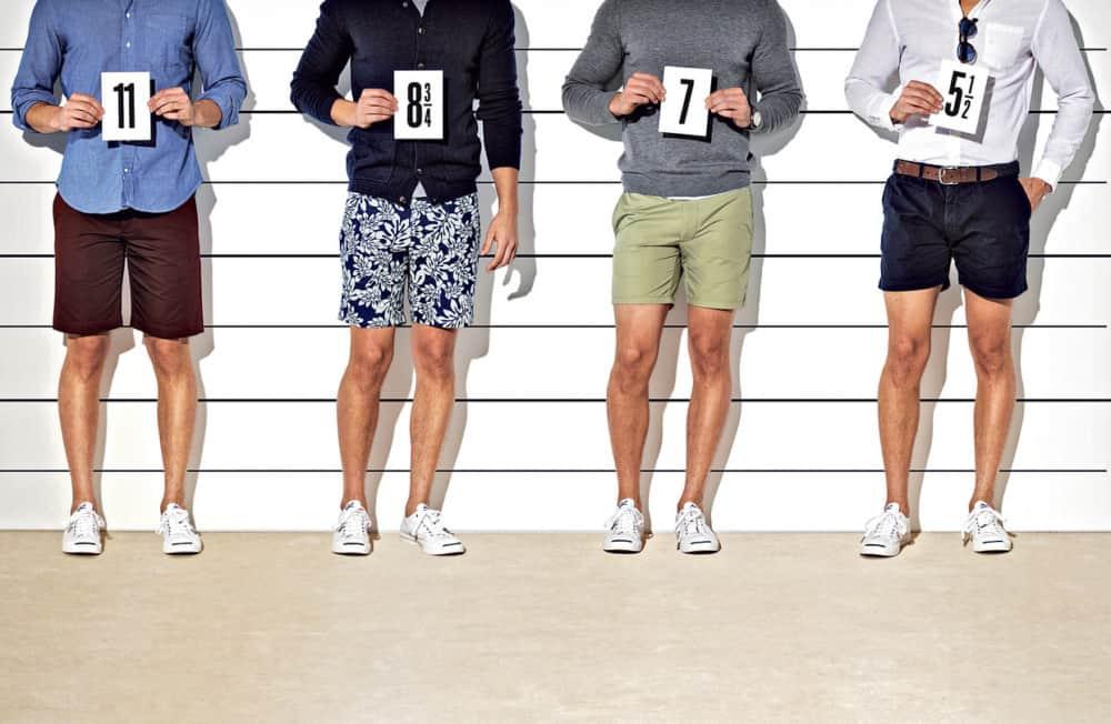 Tendencias En Pantalones Cortos Para Hombres 2021 Moda Hombre