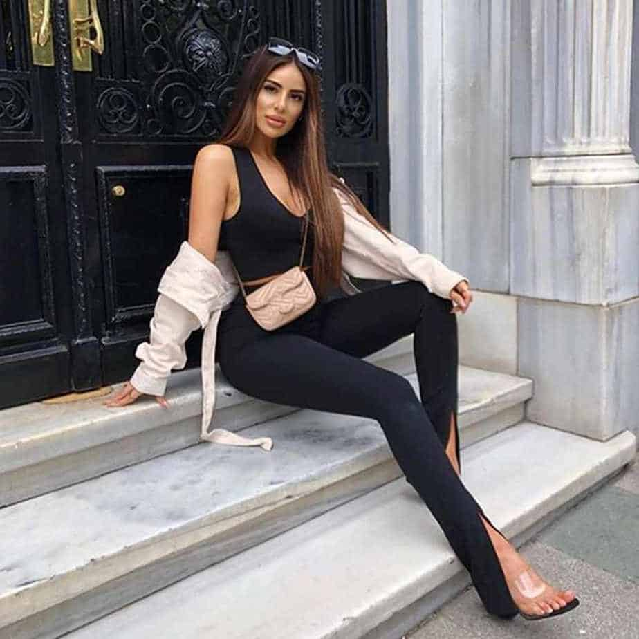 23 Impressive Trends for Leggings 2021 with Outfit Options