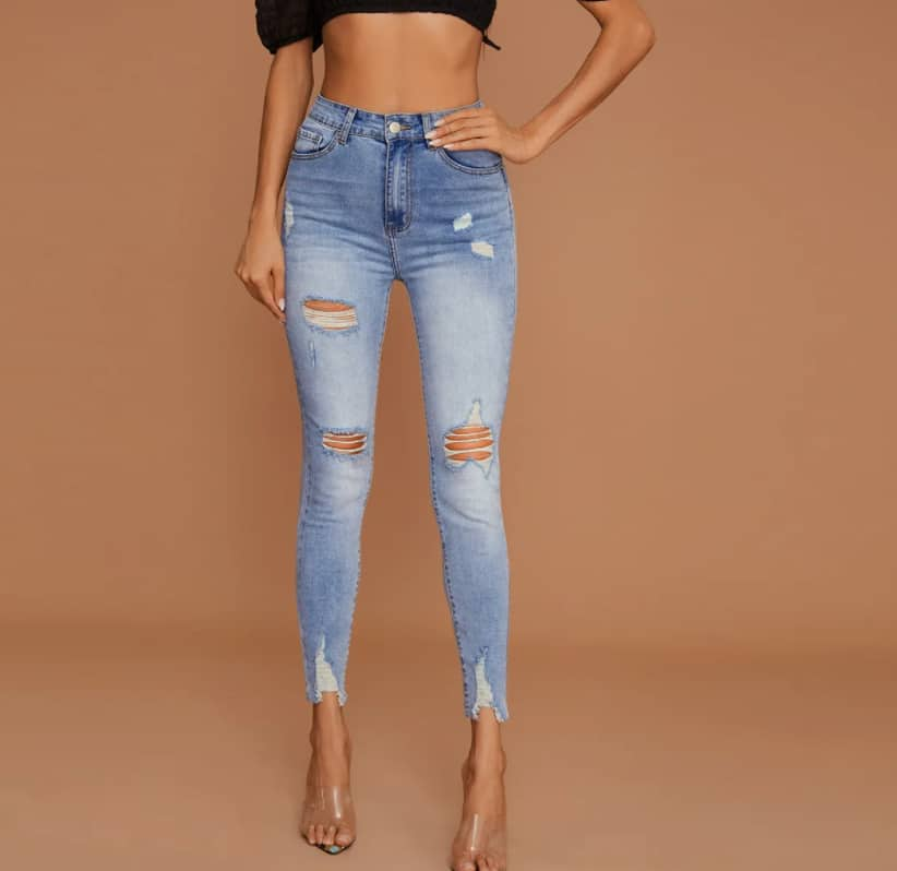 Cropped Jeans 2022