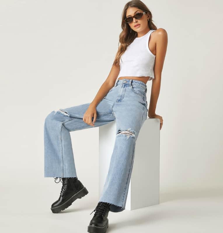 Best Jeans for Women 2022: High Waist