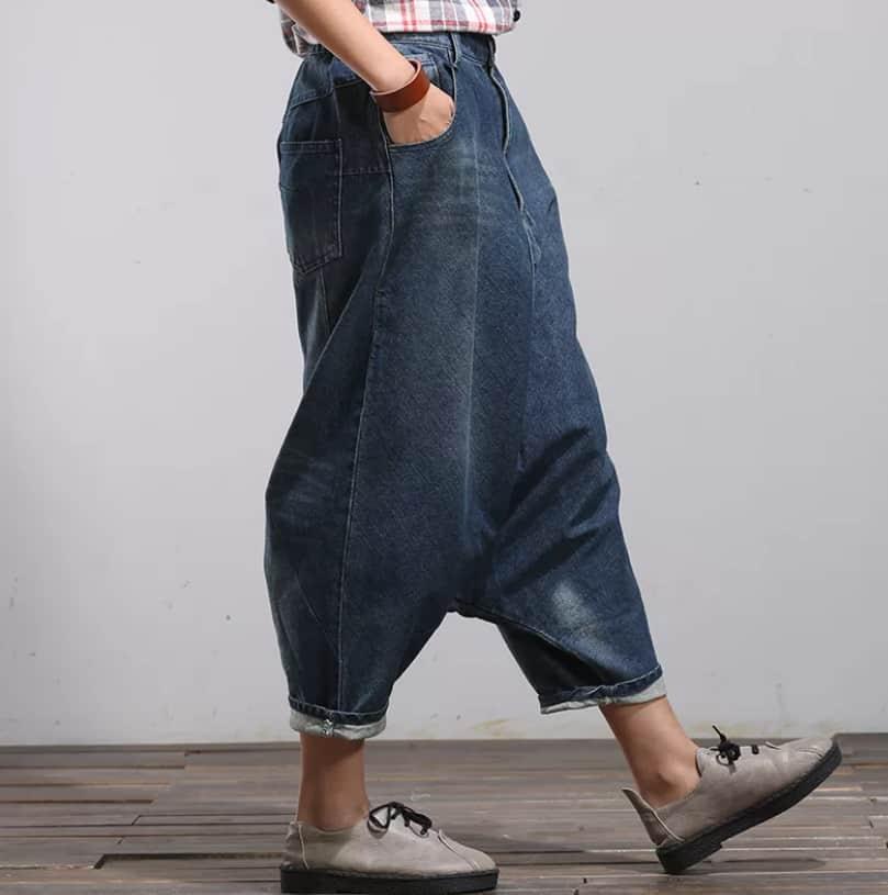 Oversized Jeans 2022