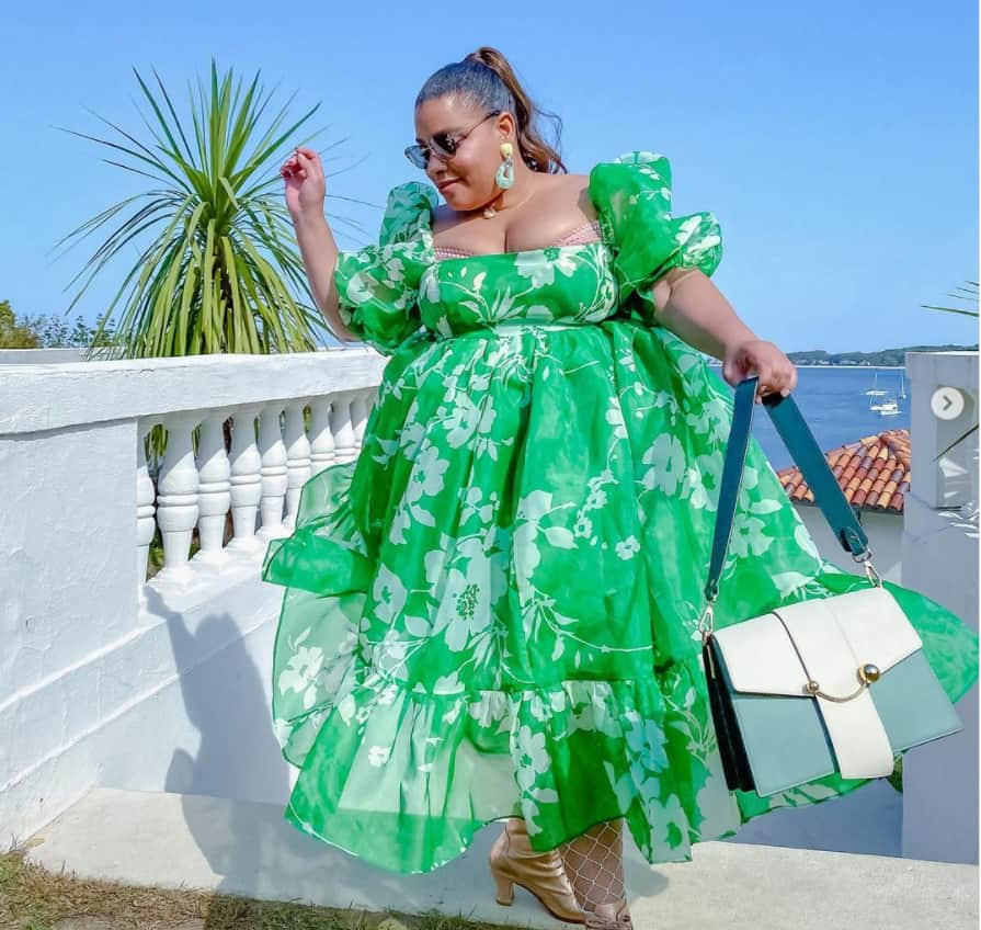 Top Styles and Colors in Plus Size Fashion 2022