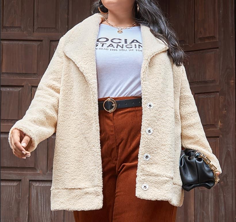 Plus Size Coat 2022