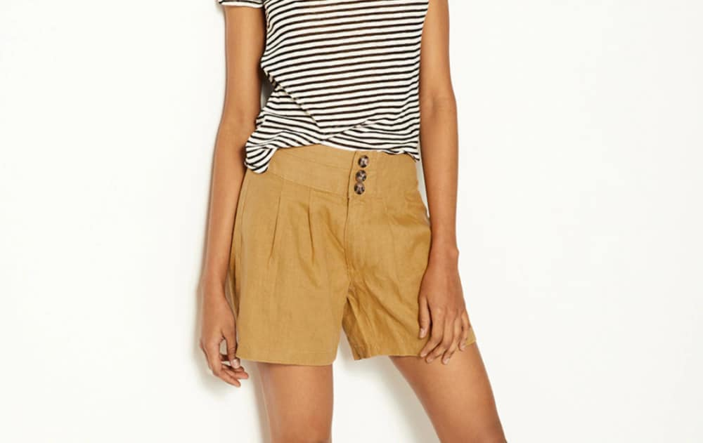 Voluminous Shorts