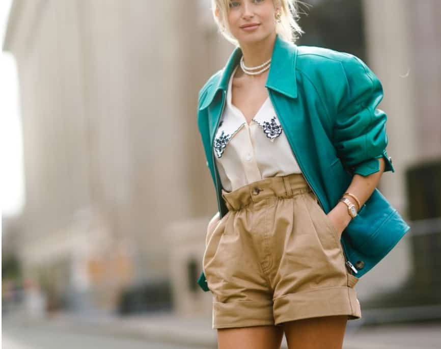 Women's Shorts 2022: 19 Highly Effective Trends