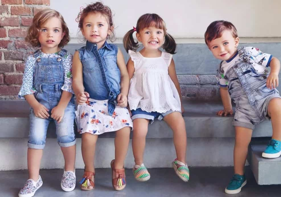 Baby Girl Clothes 2022 from Denim