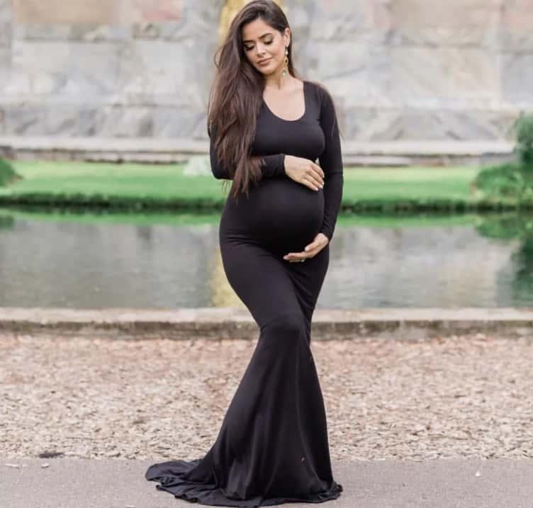 Long Maternity Dresses 2022
