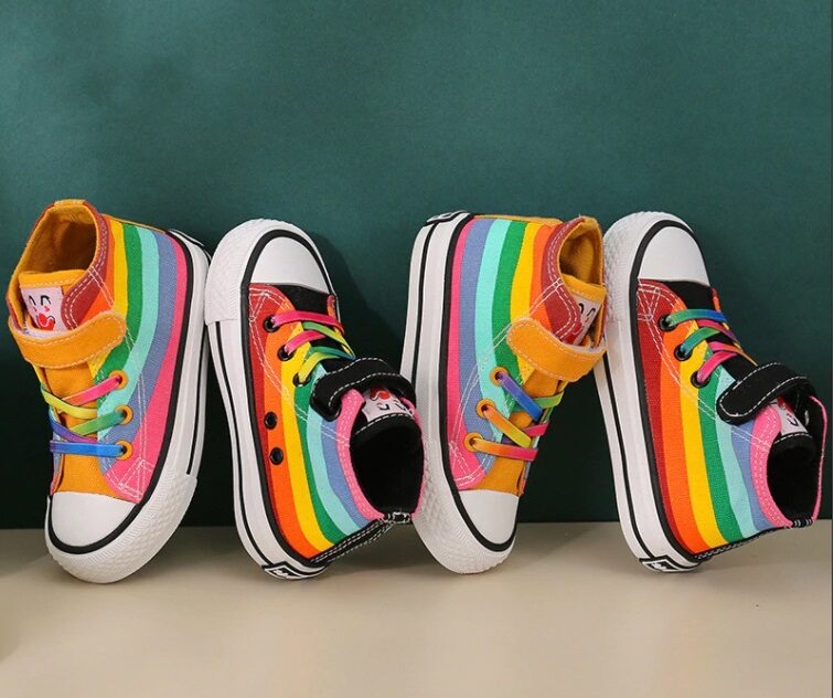 Kids' Shoes 2022: Top 22 New Trends for Girls and Boys