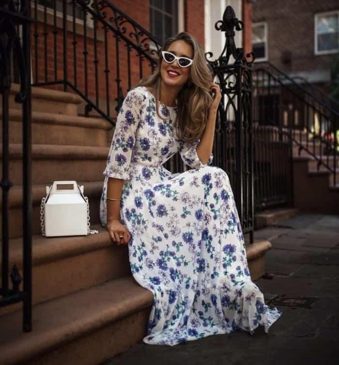 Spring Dresses 2022: Mille Fleur Print