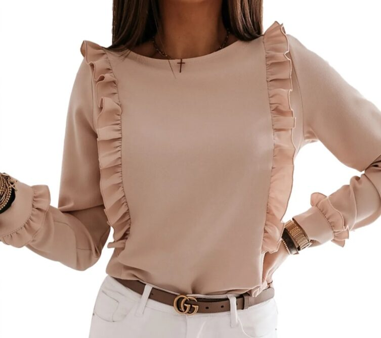 14 Exclusive Trends in Blouse Designs 2022