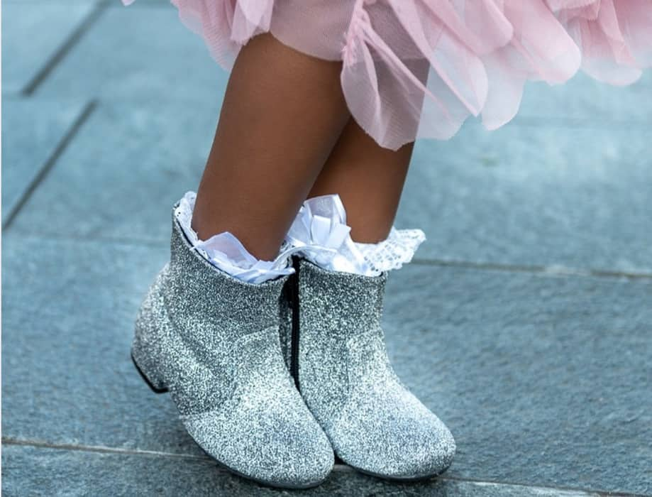 Demi-Season Shoes for Girls 2022