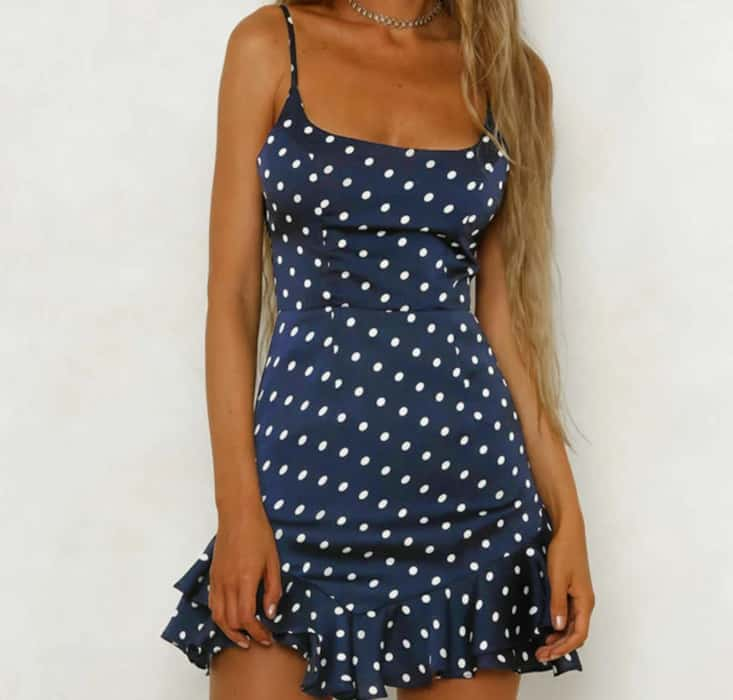 Dotted Dresses 2022