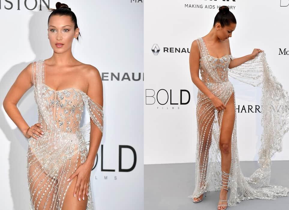 Naked Dresses 2022
