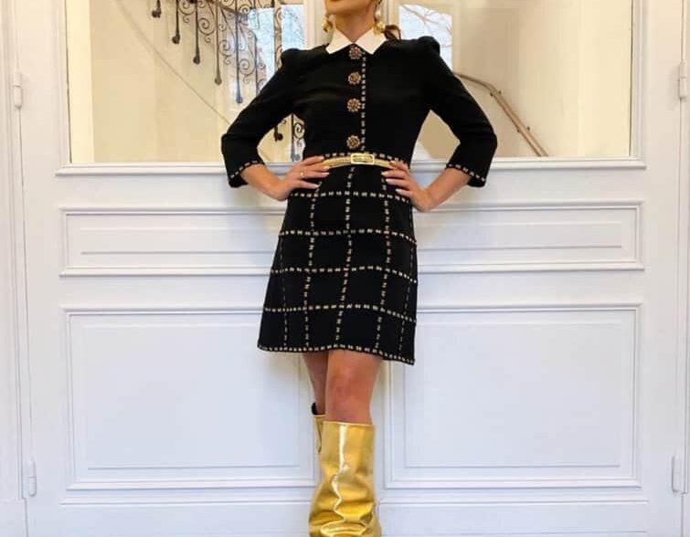 Formal Dresses 2022: Tweed