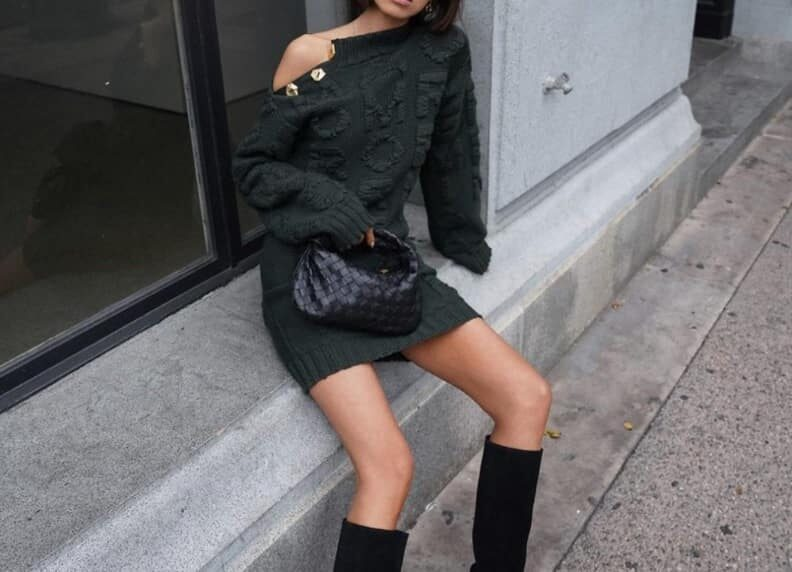 Knitted Dresses 2022