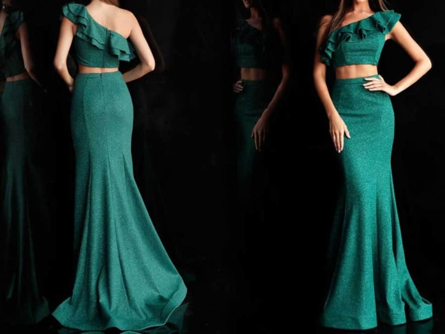 Two-Piece Dresses for The Prom 2022