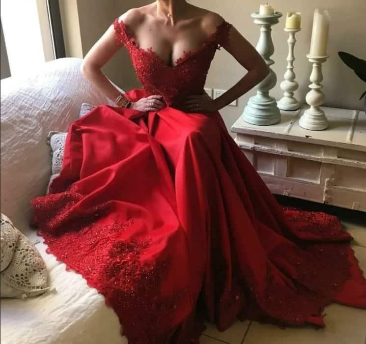 Red Prom Dresses 2022