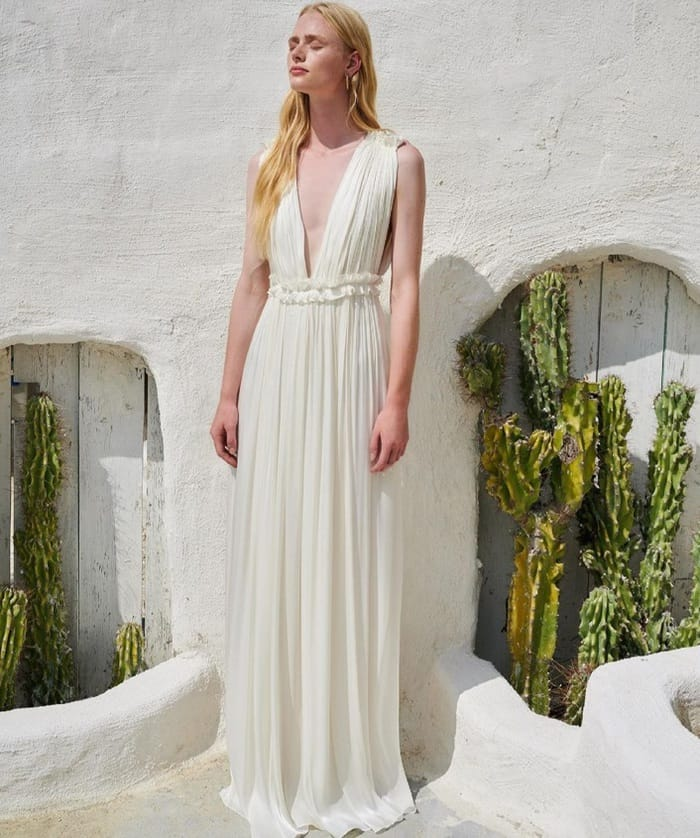 Greek-Style Dresses 2022