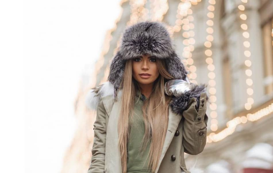 Women's Winter Hats 2022: Fur Hat