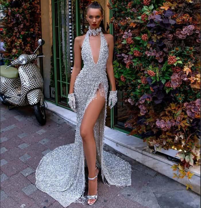 Cutout Dress 2022