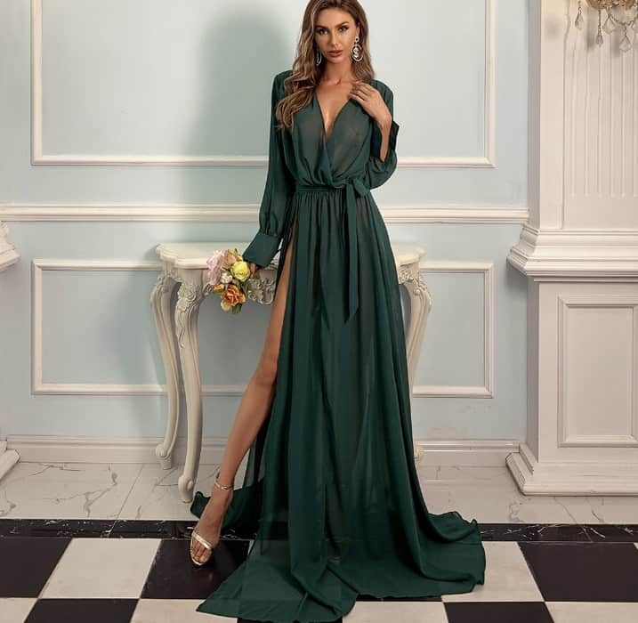 Wrap Dress 2022