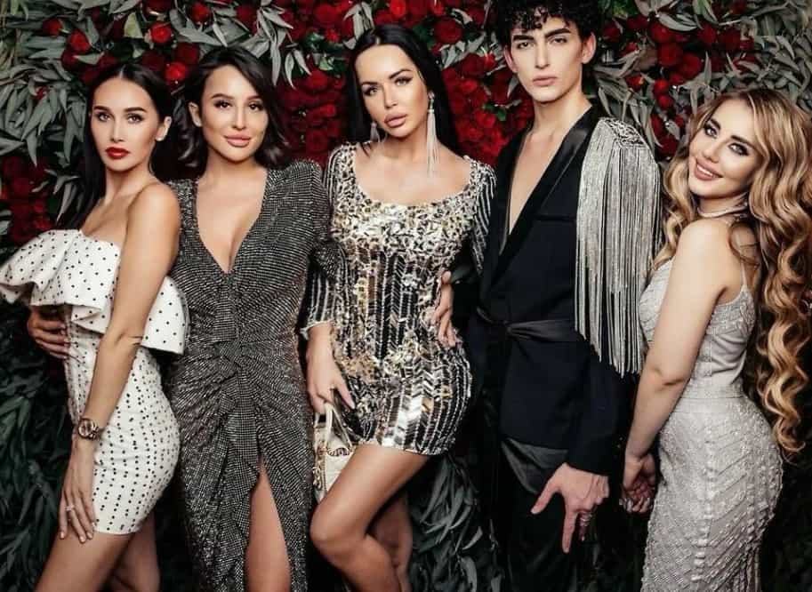Luxurious New Year's Eve Party Dresses 2022