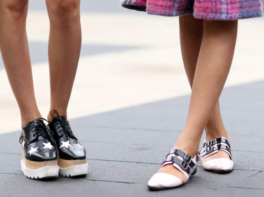 Teenager Shoes Trends 2022