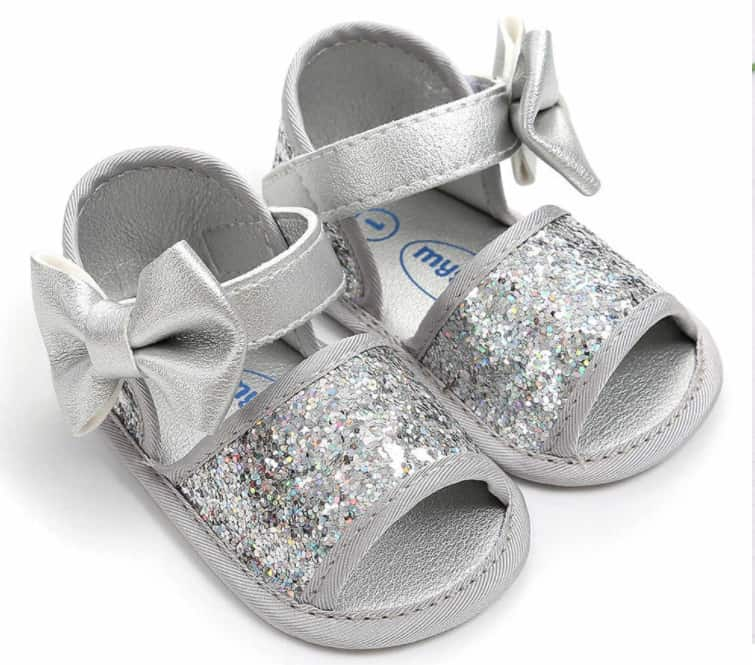Pearlescent, Metallic, Silver, and Champagne girls-shoes-2022